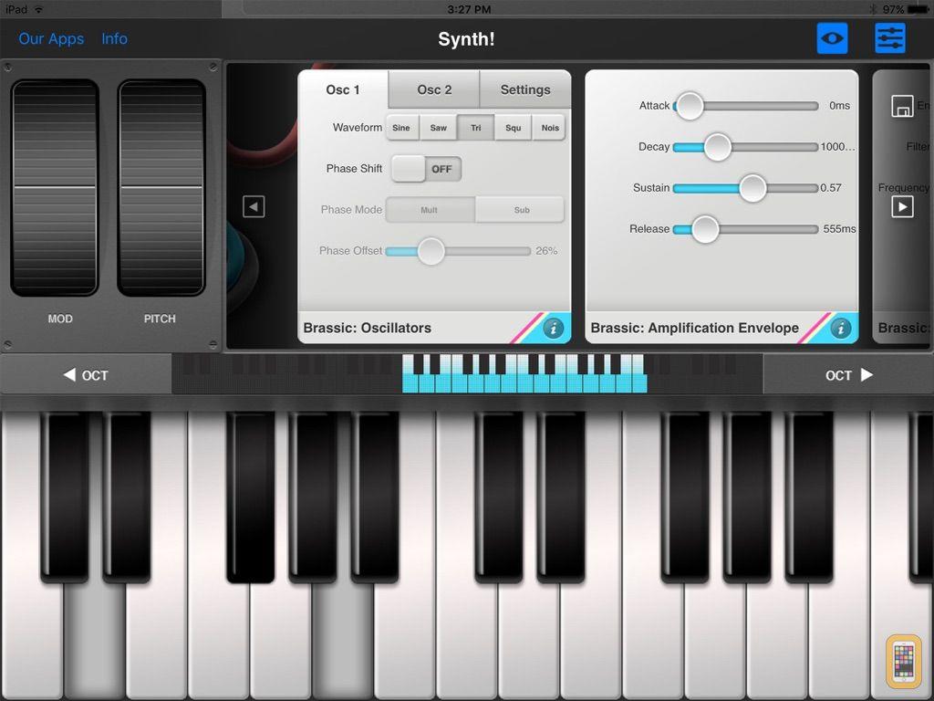 Screenshot - Synth