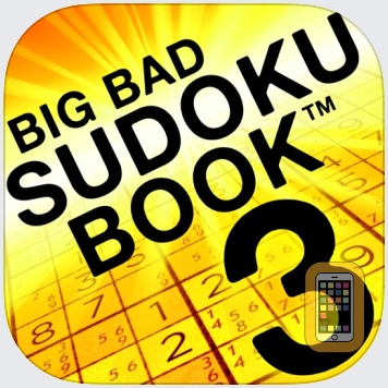 Big Bad Sudoku Book by Bad Weasel, LLC (Universal)