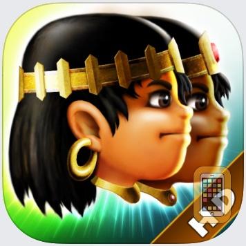 Babylonian Twins Platformer by BitHunch LLC (Universal)
