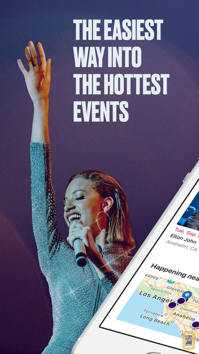 Screenshot - StubHub: Event Tickets