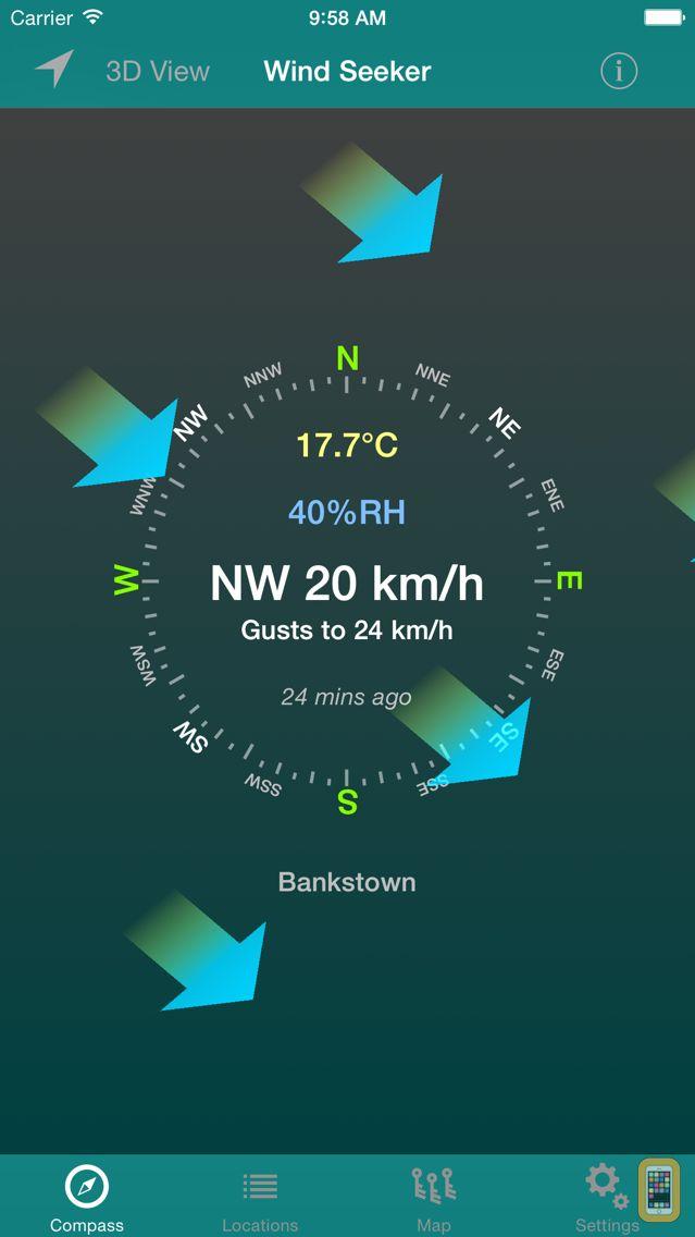 Screenshot - Wind Seeker