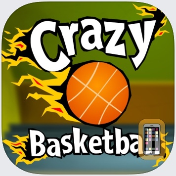 Crazy Basketball by YOMEN, Inc. (iPhone)