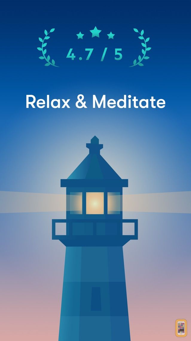 Screenshot - Relax Meditation: Guided Mind