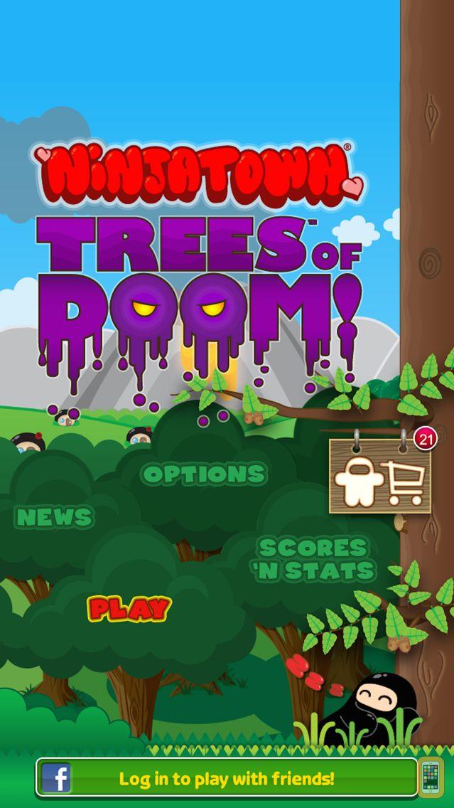 Screenshot - Ninjatown: Trees Of Doom!