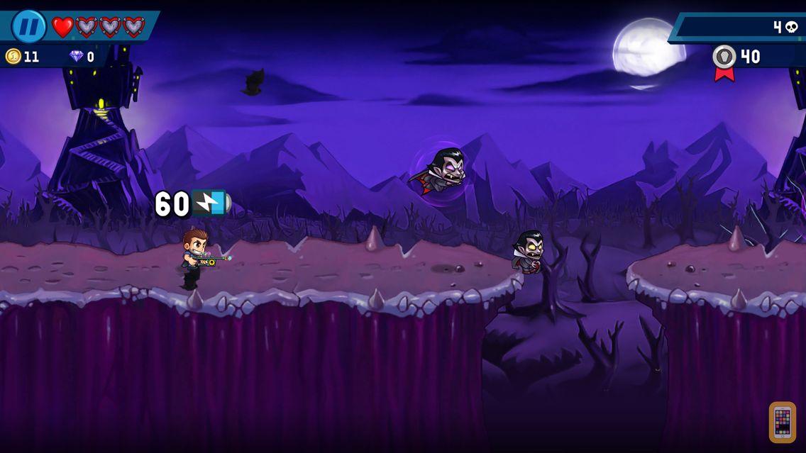 Screenshot - Monster Dash