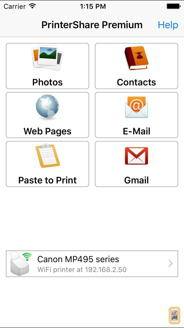 Screenshot - PrinterShare Premium