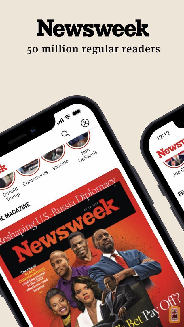Screenshot - Newsweek