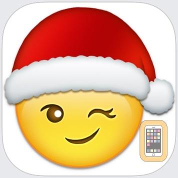 Emoji Added - Christmas Emoji by iToyToy.com (iPhone)