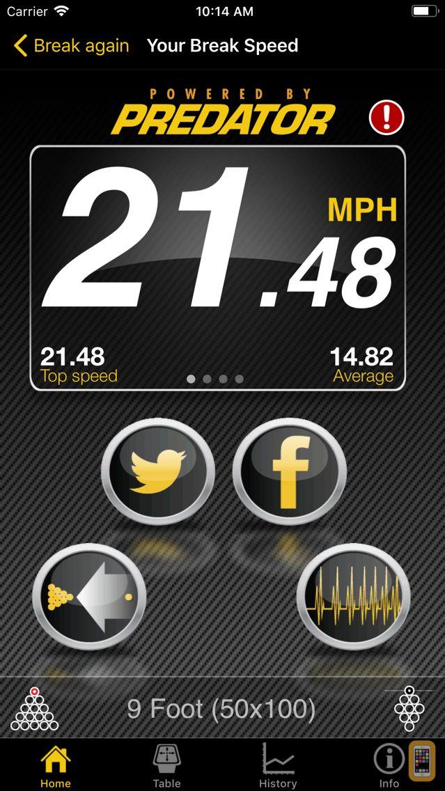 Screenshot - Break Speed