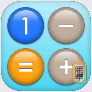 Fusion Calculator by Leo Rivas-Micoud (iPhone)