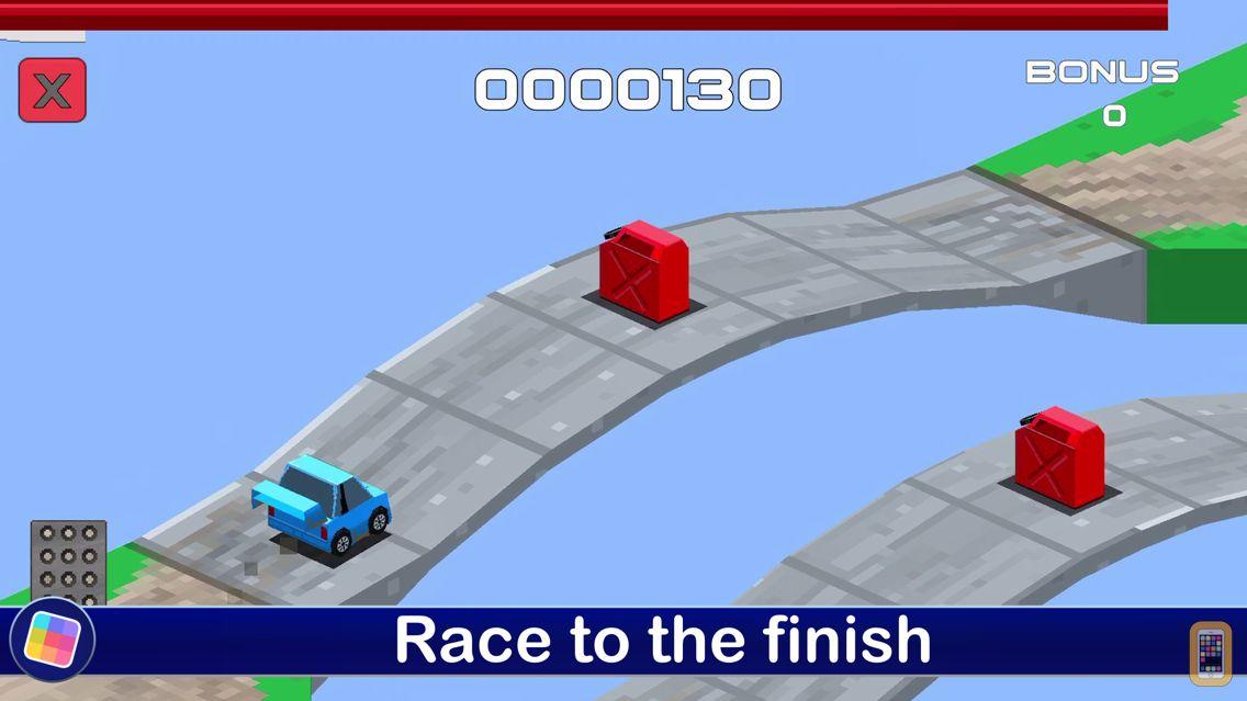 Screenshot - Cubed Rally Racer