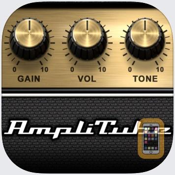 AmpliTube by IK Multimedia (iPhone)