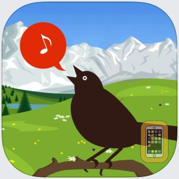 Chirp! Bird Songs UK & Europe by Spiny Software Ltd (Universal)