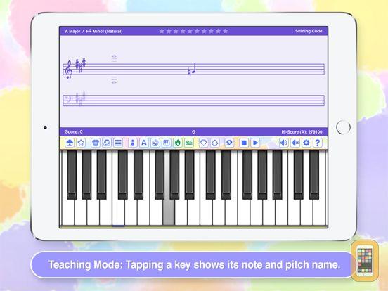 Screenshot - Piano Notes Pro