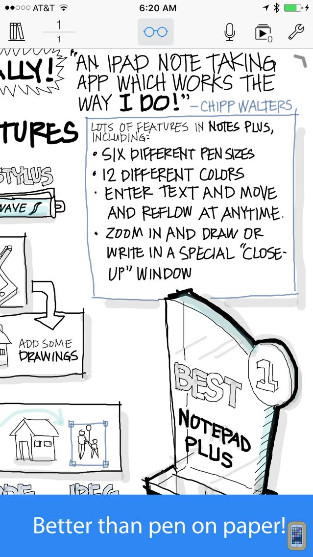 Screenshot - Notes Plus