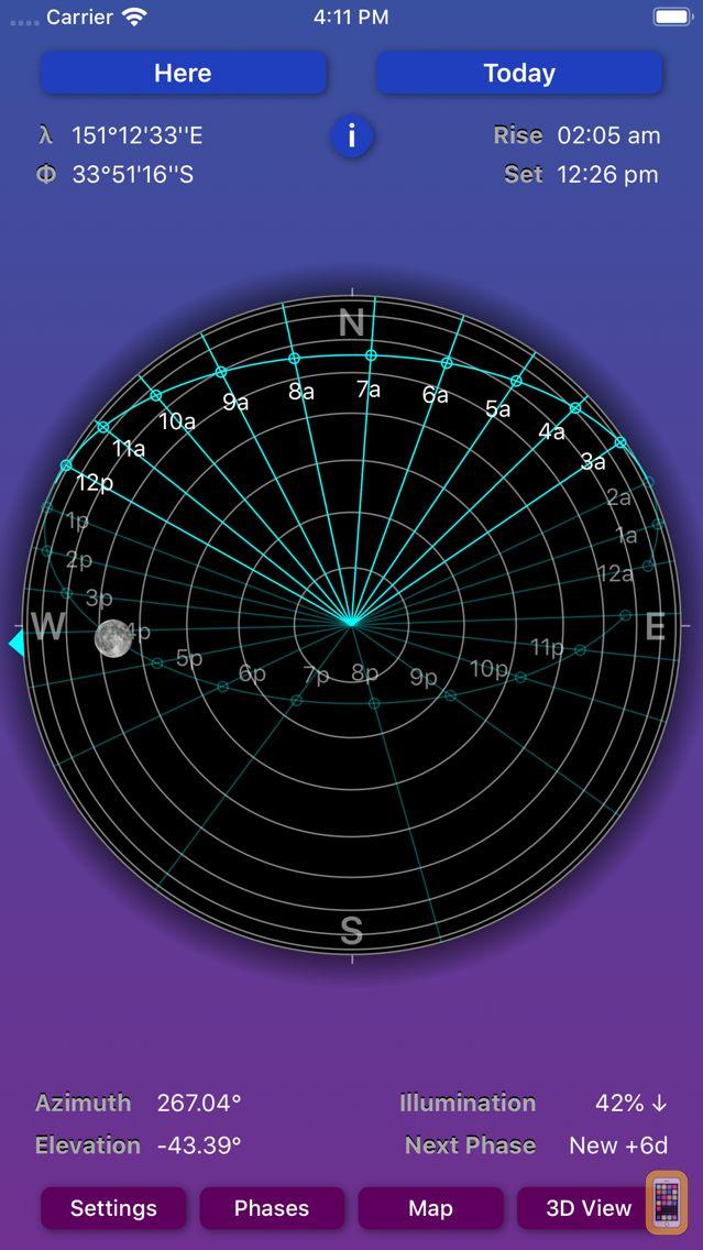Screenshot - Moon Seeker