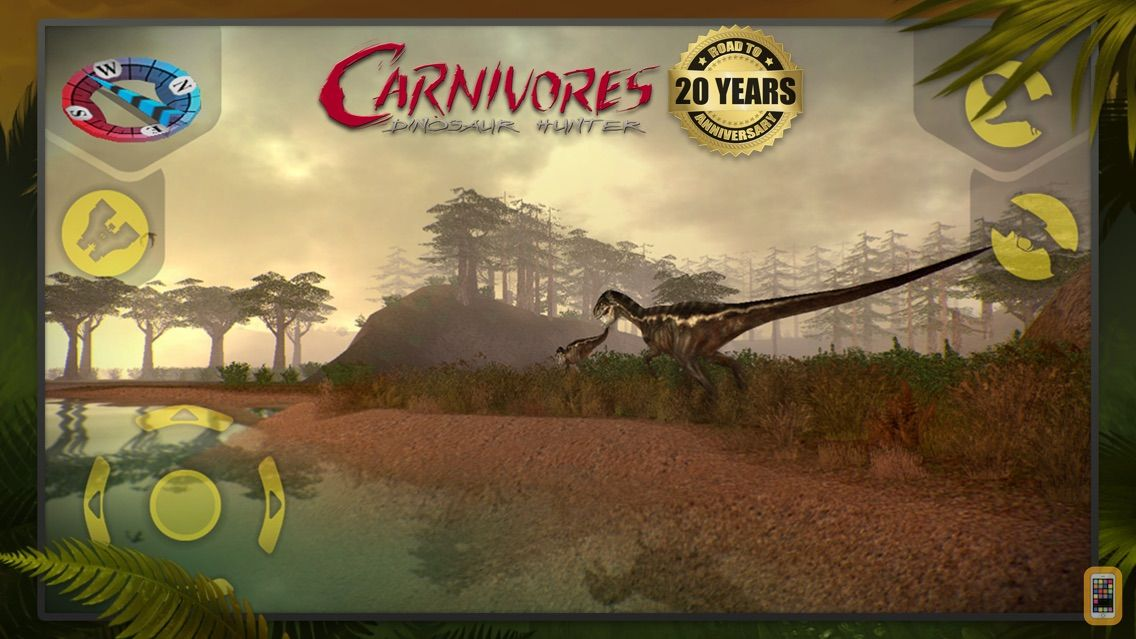 Screenshot - Carnivores:Dinosaur Hunter Pro
