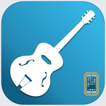 E-Jazz : Chords for Jazz Guitar by David Palmerio (iPhone)
