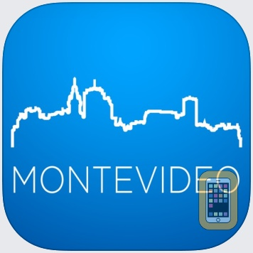 Montevideo Travel Guide - Augmented Reality with Street and Transport Map 100% Offline - Tourist Advisor for your trip to the city by eTips LTD (Universal)
