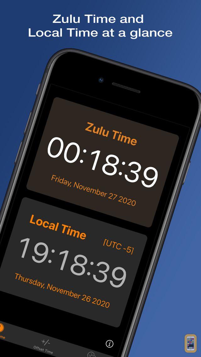 Screenshot - Zulu Time