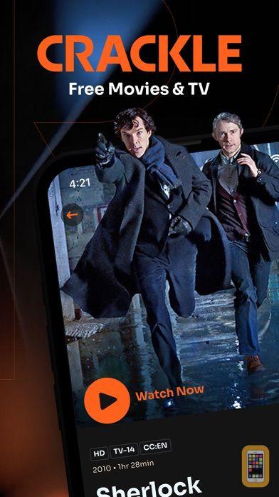 Screenshot - Crackle - Movies & TV
