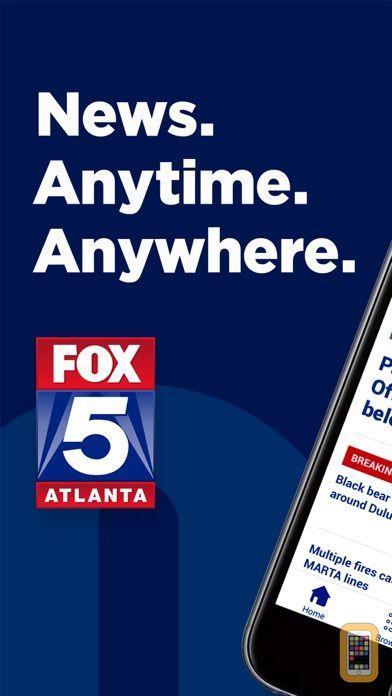 Screenshot - FOX 5: Atlanta News & Alerts