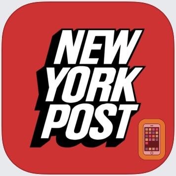 New York Post for iPad by NYP Holdings, Inc. (iPad)