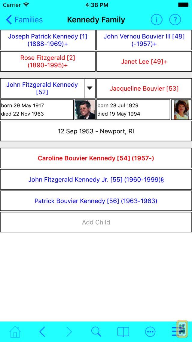 Screenshot - Families