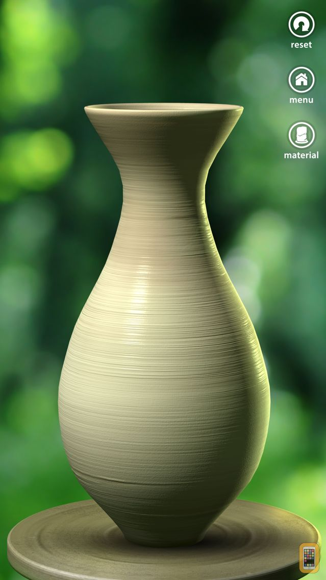 Screenshot - Let's create! Pottery HD