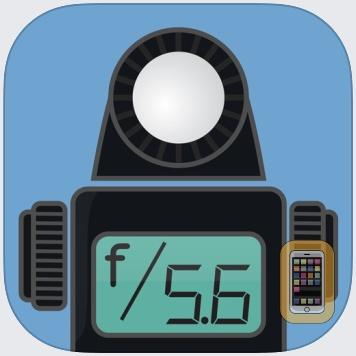 Pocket Light Meter by Nuwaste studios (iPhone)