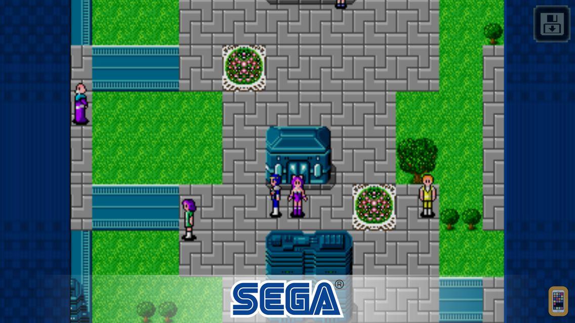 Screenshot - Phantasy Star II
