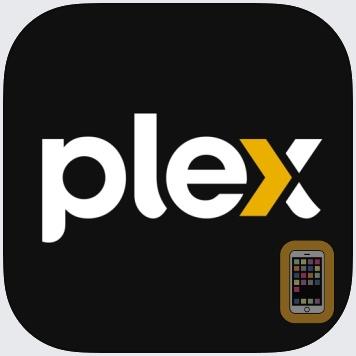Plex: Movies, TV, Music + more by Plex Inc. (Universal)