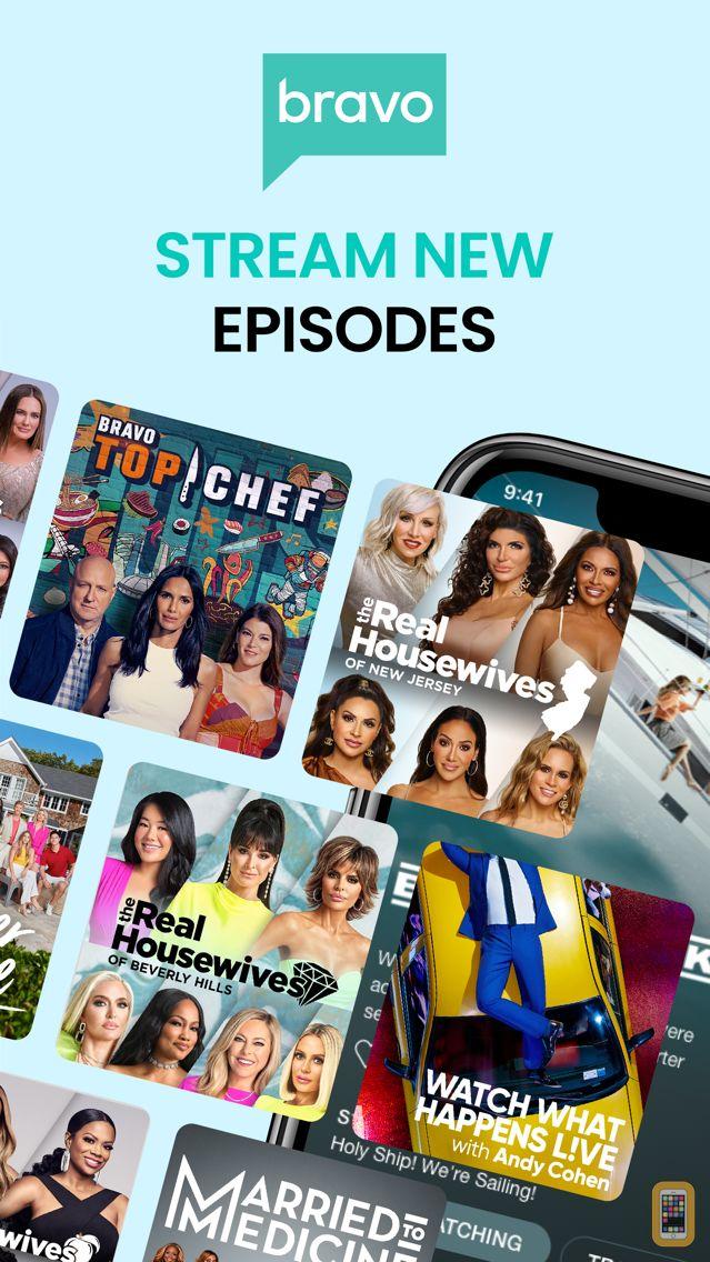 Screenshot - Bravo - Live Stream TV Shows