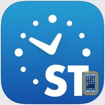 TimeClock ST by ScavaTec LLC (Universal)