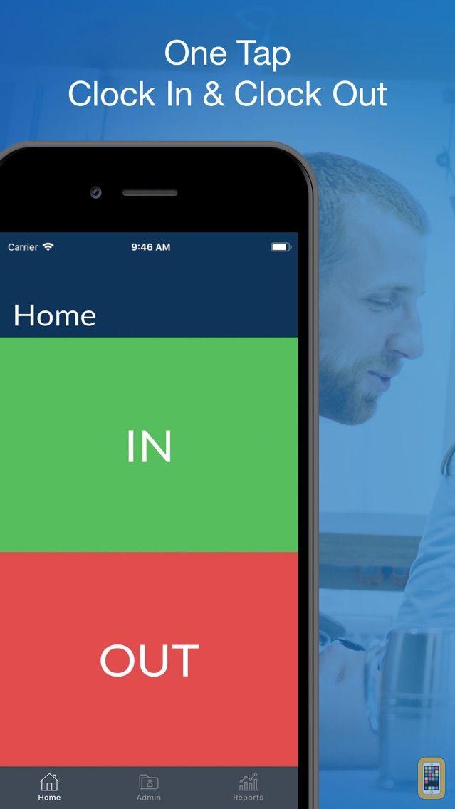 Screenshot - TimeClock ST