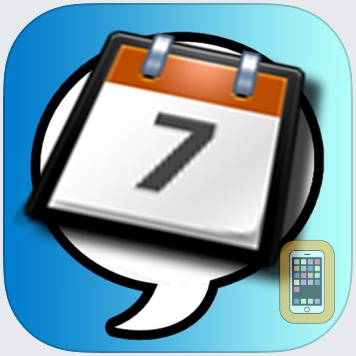 Count down calendar events by Yasuko Shikiuchi (iPhone)