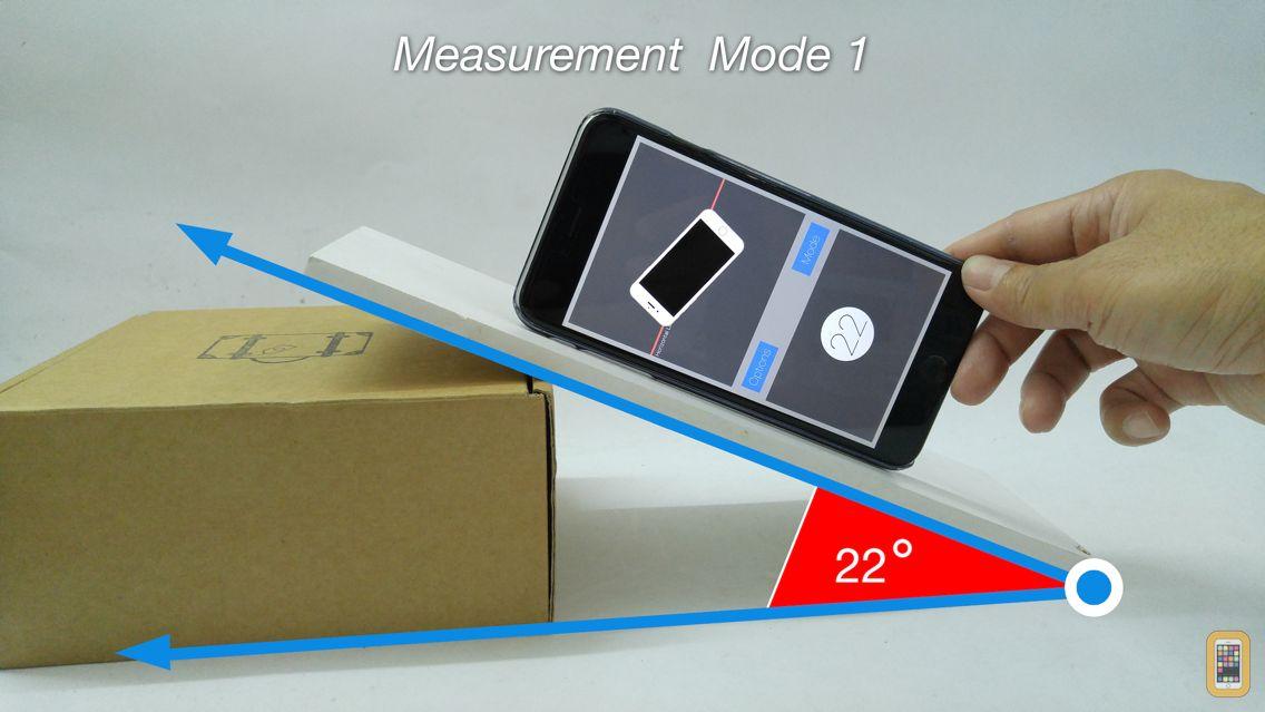 Screenshot - Angle Meter PRO