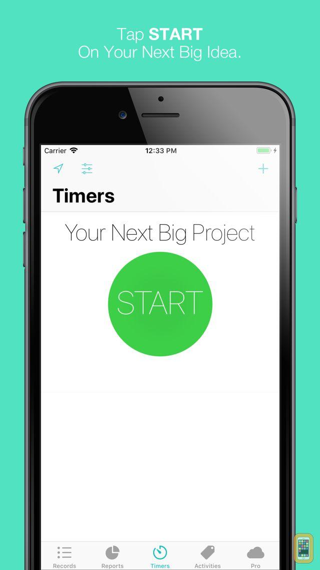 Screenshot - TimeTag