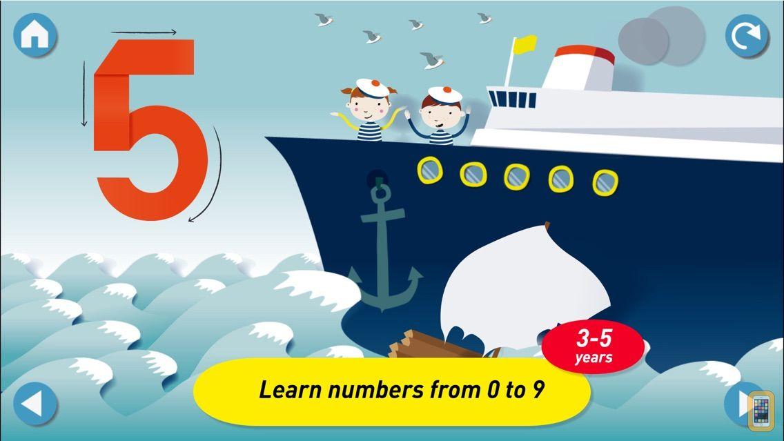 Screenshot - Montessori Numberland