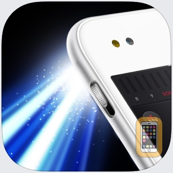 Flashlight for iPhone + iPad by Lemondo Entertainment (Universal)