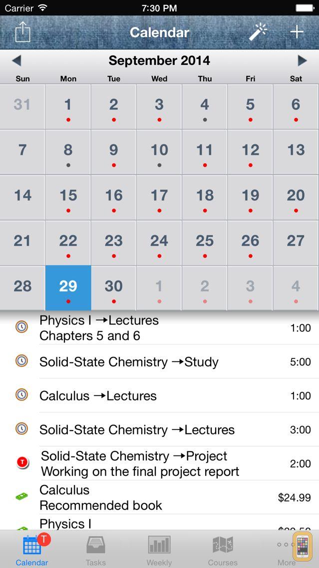Screenshot - Student Time Tracker