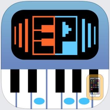 Echo Piano™ Pro by Supertintin Co., Ltd (iPad)