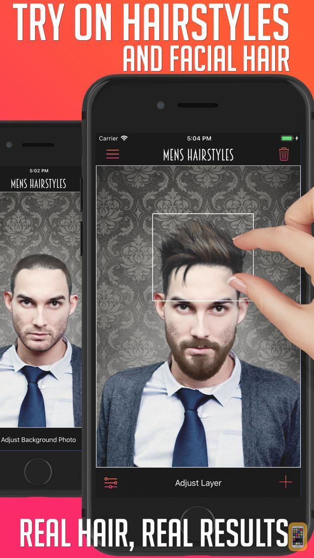 Screenshot - Men's Hairstyles