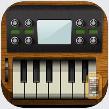 NLog MIDI Synth by tempo rubato (iPhone)