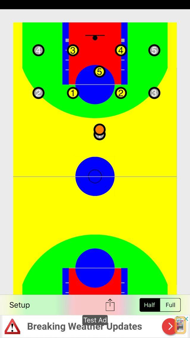 Screenshot - Basketball Playmaker
