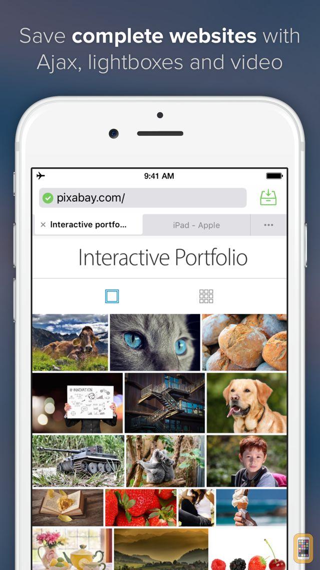Screenshot - Offline Pages Pro