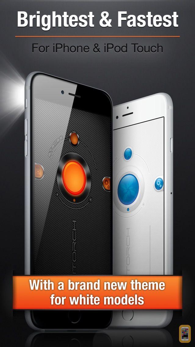 Screenshot - iTorch Pro Flashlight