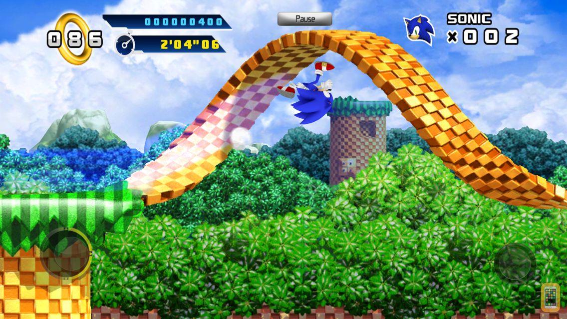 Screenshot - Sonic The Hedgehog 4™ Episode I