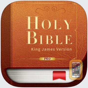 HolyBible K.J.V. Pro by ThoughtFul (Universal)