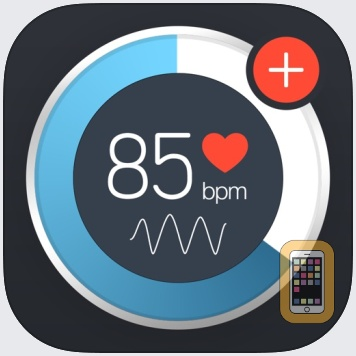Instant Heart Rate+ HR Monitor by Azumio Inc. (iPhone)